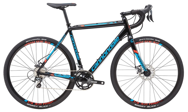 Cannondale CAADX Tiagra - 2016 Cyclocross Bike