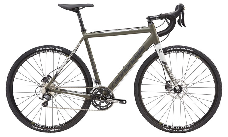 Cannondale CAADX Ultegra - 2016 Cyclocross Bike
