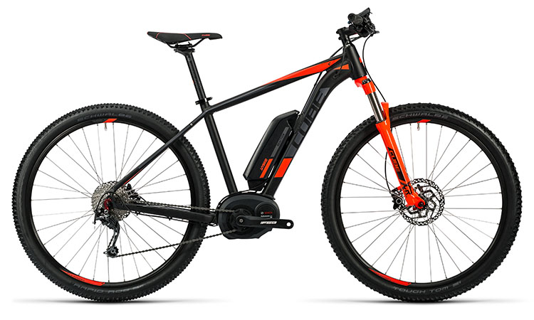 Cube Reaction Hybrid HPA Pro 400 - 2016 Hybrid Bike