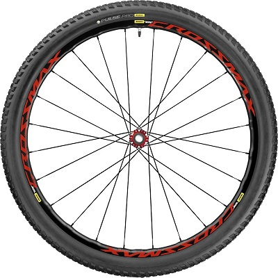 The Mavic Crossmax Elite Wheelset