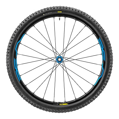 The Mavic XA Elite Wheelset