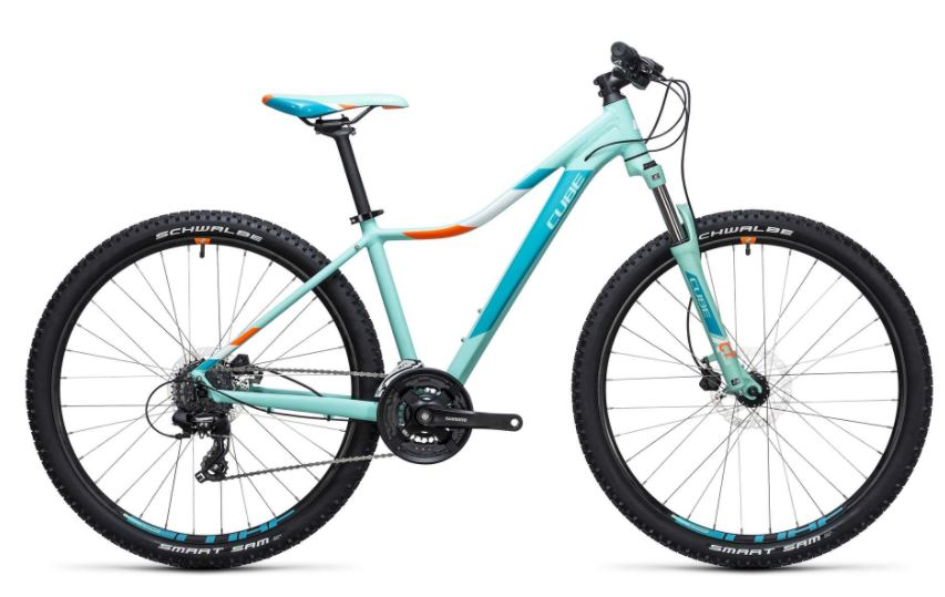 Cube Access WLS Disc 2017 Mountain Bike