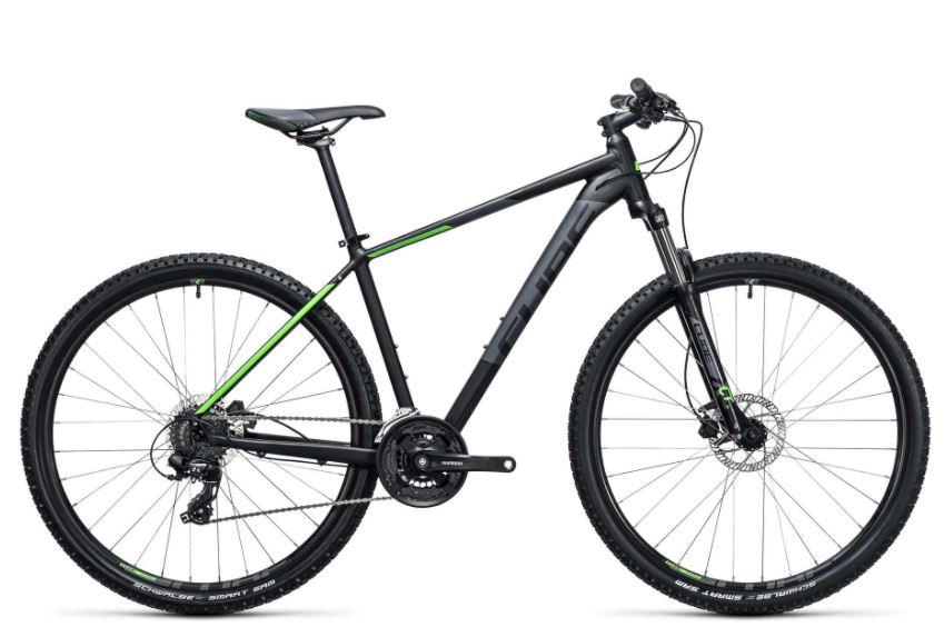 Cube Aim Pro 2017 Mountain Bike