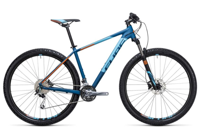 Cube Analog 2017 Mountain Bike