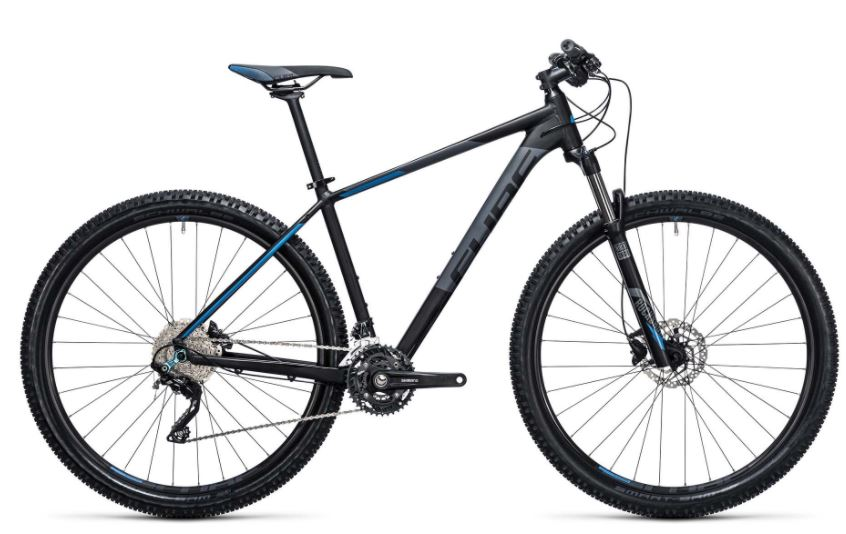Cube Attention 2017 Mountain Bike