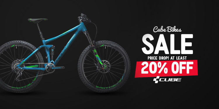Cube Mountain Bike Sale