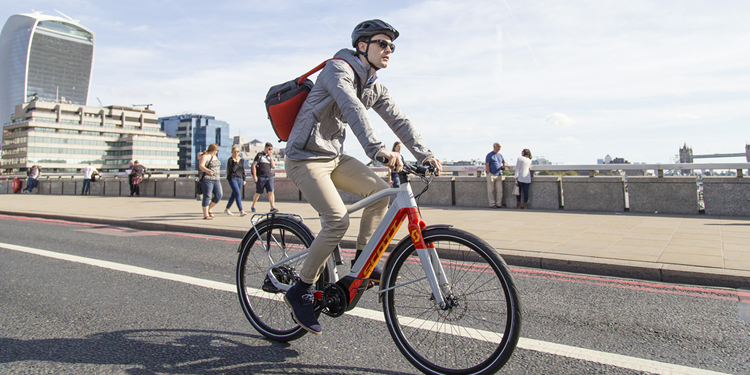 eBike Laws - riding an electric bike in the UK